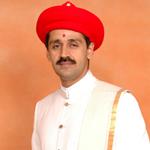Acharya Shree Koshalendraprasadji Maharaj